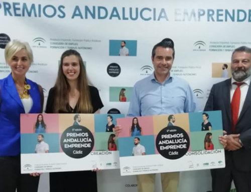Verjim Animation Studio y Omnium Lab Premios de Andalucía Emprende